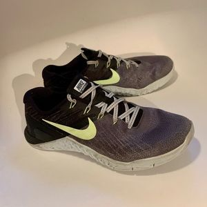 NWOB Nike Metcon 3 Training Shoes Sz 8